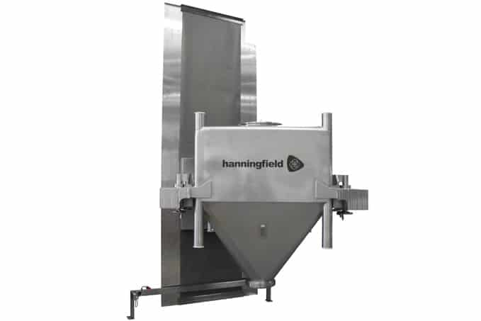 In-Bin Blending for Powder Processing - Hanningfield